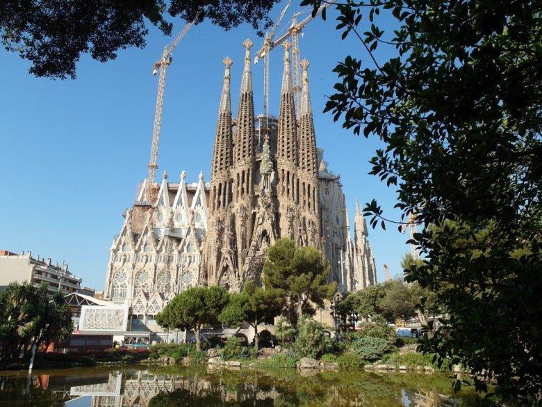 非聖家教堂西班牙