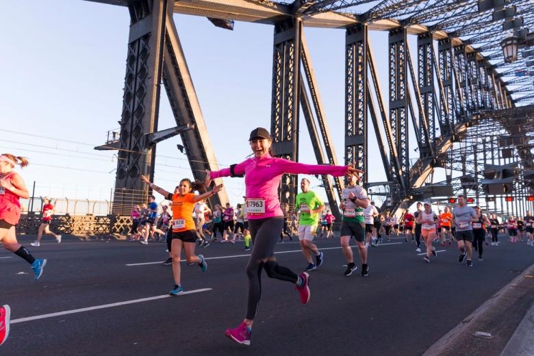 2018 Blackmores Sydney Running Festival